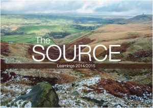 SOURCE learnings front page