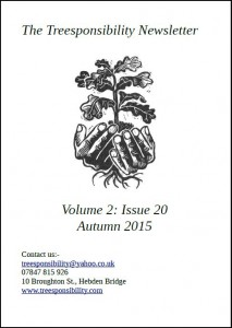 Newsletter Autumn 2015 front page