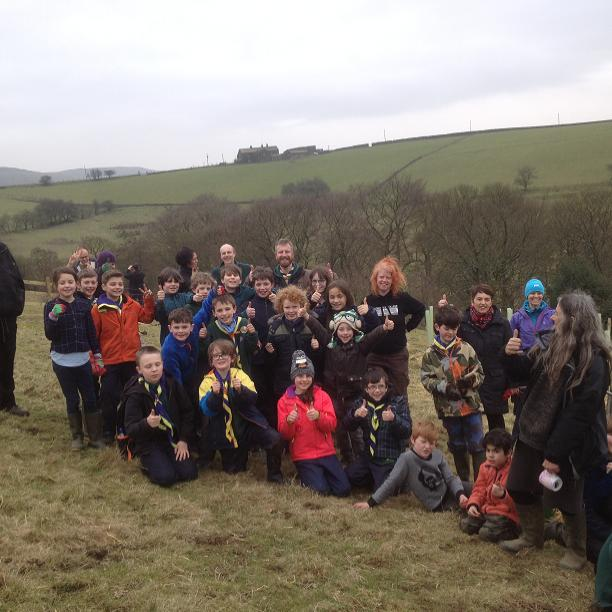 Scouts March 2016